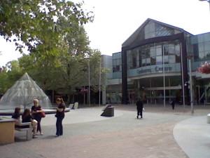 Canberra city center