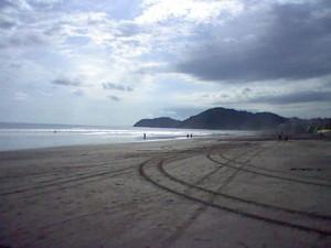 Ocean Beach Costa Rica