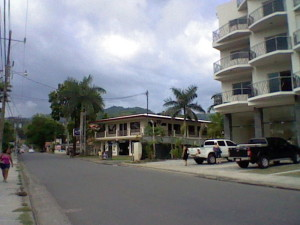 Blue Palms Hotel in Jaco Beach