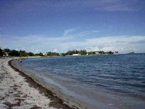 Sombrero Beach in Marathon in the Florida Keys